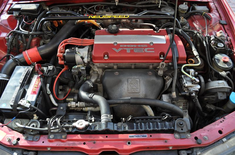 Cleaning up the    engine       bay     56k beware     Honda       Prelude    Forum